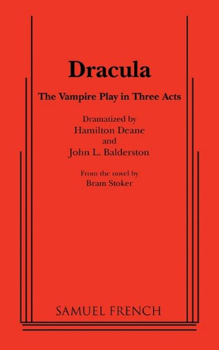 9780573608223: Dracula (Deane and Balerston)