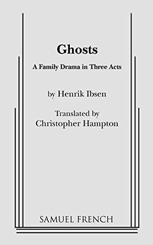 9780573609824: Ghosts (Hampton, trans.)