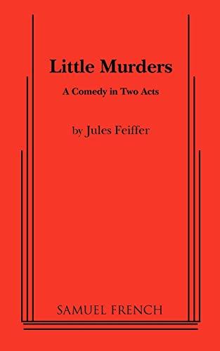 Little Murders: Jules Feiffer