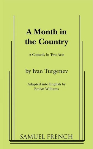 9780573612442: A Month in the Country