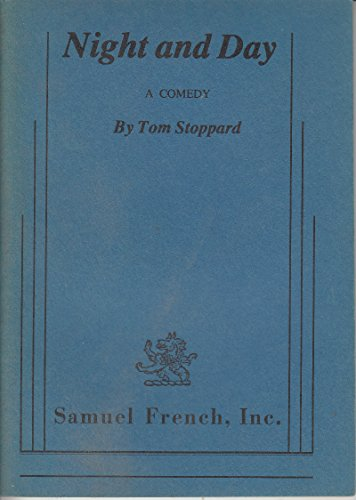 9780573613241 Night And Day Abebooks Tom Stoppard 0573613249