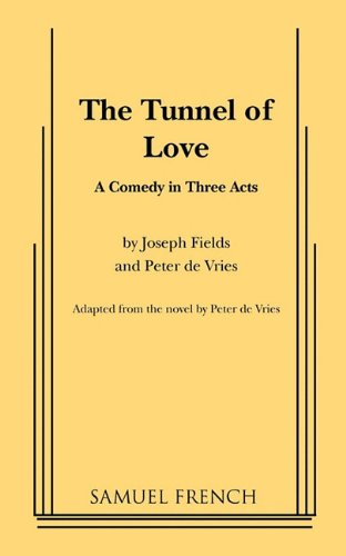 9780573617034: The Tunnel of Love