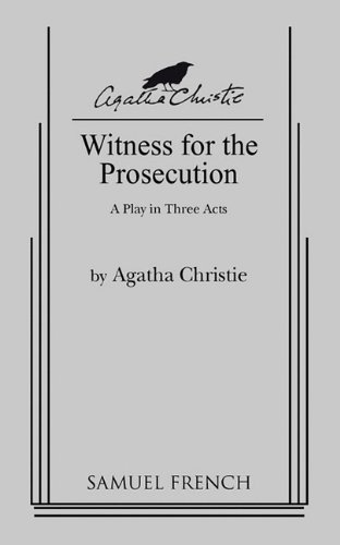 9780573618000: Witness for the Prosecution