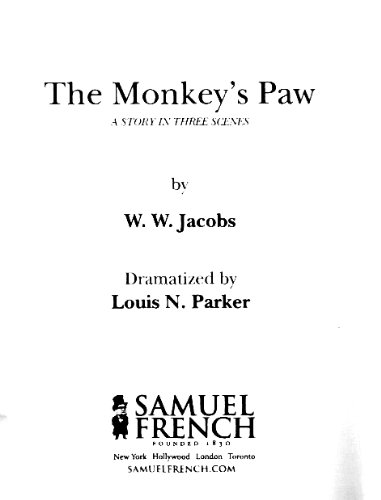 Monkey's Paw: Jacobs, W.W.