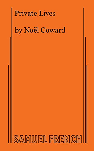 9780573619250: Private Lives: An Intimate Comedy in Three Acts