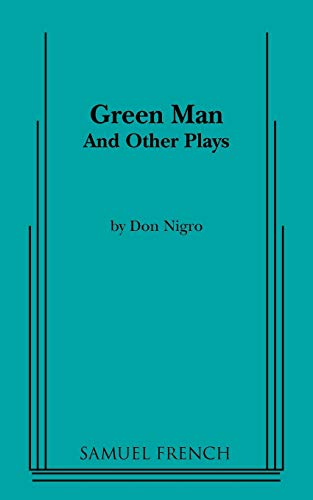 9780573622076: Green Man and Other Plays