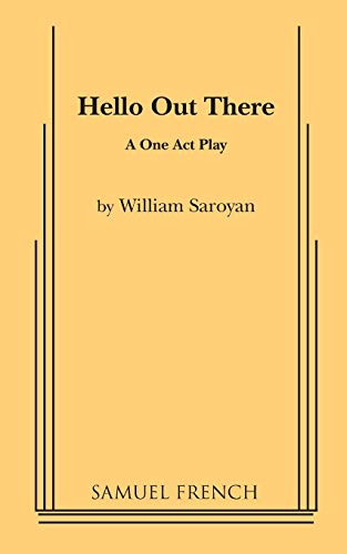 9780573622151: Hello Out There: A One-Act Play