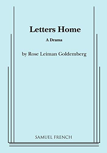 9780573630187: Letters Home