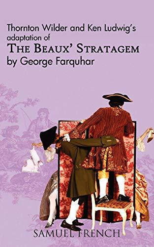 9780573650536: The Beaux' Stratagem