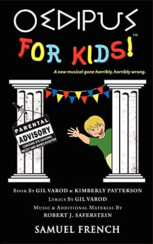 9780573663581: Oedipus for Kids