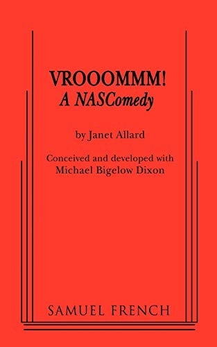 Vrooommm!: A NASComedy.: Allard, Janet,conceived and