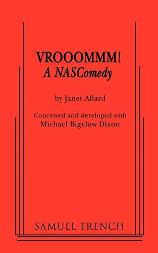 Vrooommm! a Nascomedy: Allard, Janet