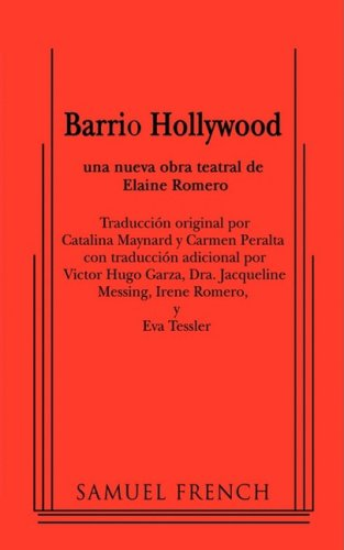 9780573663901: Barrio Hollywood (Spanish Trans.)
