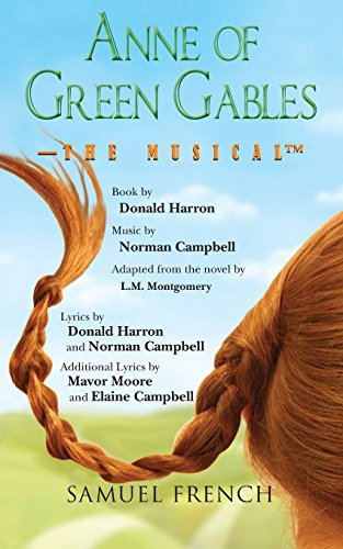 9780573680021: Anne of Green Gables: The Musical (French's Musical Library)