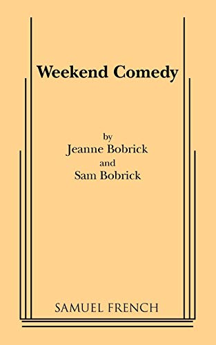 9780573690228: Weekend Comedy