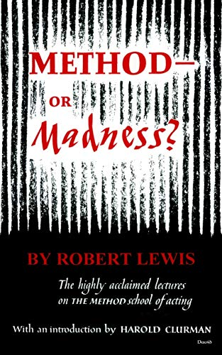 Method or Madness (0573690332) by Lewis, Robert