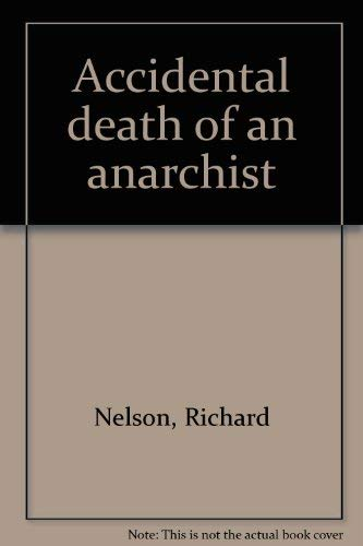 9780573690471: Accidental Death of an Anarchist