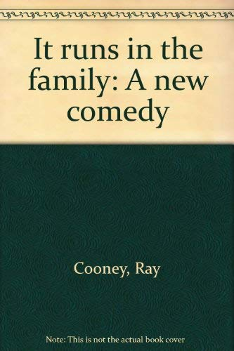 It runs in the family: A new: Ray Cooney