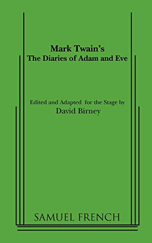 9780573691720: The Diaries of Adam and Eve