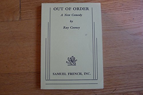 9780573692420: Out of order: A new comedy