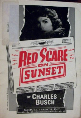 9780573692963: Red scare on sunset