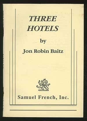 9780573694868: Three hotels