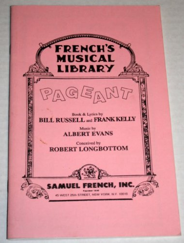Pageant (French's musical library): Albert Evans