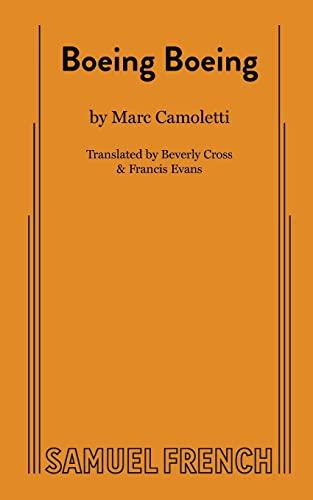 Boeing Boeing: Camoletti, Marc
