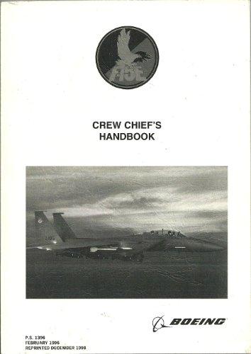 9780573700293: F-15E Crew Chief's Handbook