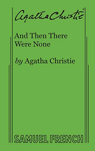 9780573702310: And Then There Were None