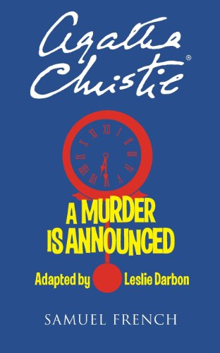 9780573702457: A Murder Is Announced