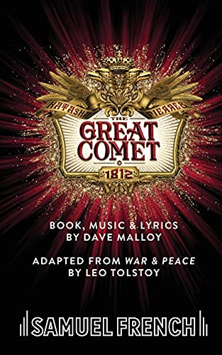 9780573702839: Natasha, Pierre & The Great Comet of 1812 (A Play)