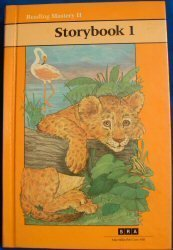 9780574101280: Storybook 1 (Reading Mastery II)