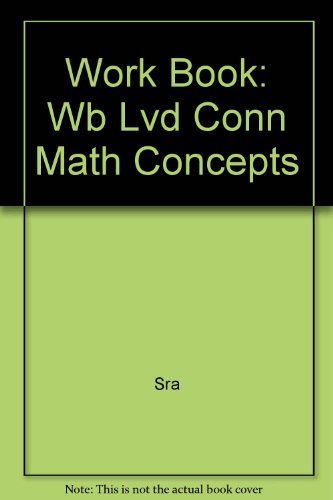 9780574156426: Connecting Math Concepts, Workbook Level D