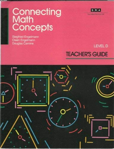 9780574156457: Connecting Math Concepts Teacher's Guide Level D