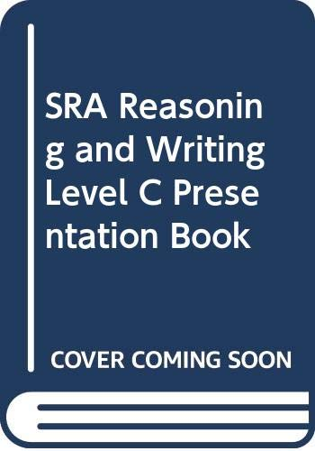 9780574157218: SRA Reasoning and Writing Level C Presentation Book