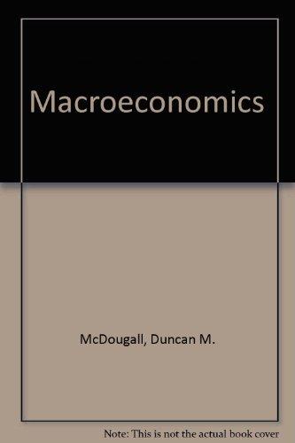 9780574194152: Macroeconomics