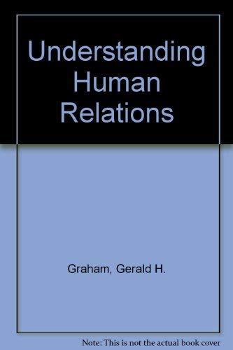 9780574195203: Understanding Human Relations