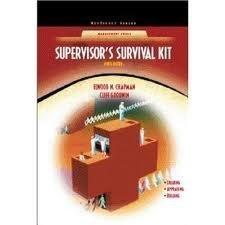 9780574207807: Supervisor's Survival Kit