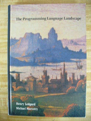 9780574213402: Programming Language Landscape (SRA computer science series)