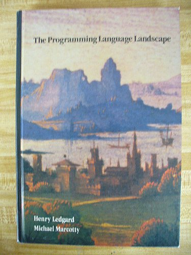 9780574213402: Programming Language Landscape (The SRA computer science series)