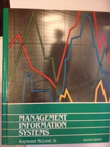 9780574214102: Management information systems