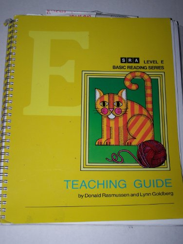 Teaching Guide SRA Level E Basic Reading Series (9780574369536) by Donald Rassmussen; Lynn Goldberg