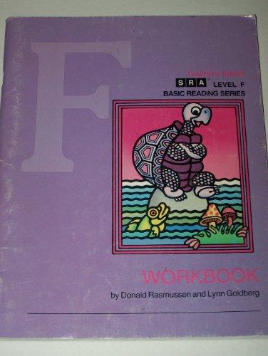 9780574369628: SRA Basic Reading Series Level F Teacher's Edition Workbook