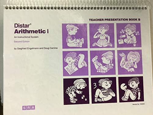 9780574783547: Distar Arithmetic I: An Instructional System, Teacher's Edition