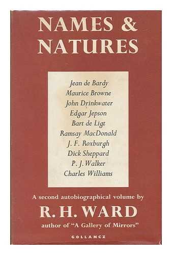 9780575000247: Names and natures: Memories of ten men: [a second autobiographical volume],