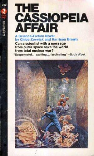 The Cassiopeia Affair: Chloe Zerwick, Harrison Brown