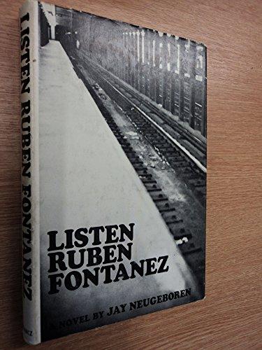Listen Ruben Fontanez.: NEUGEBOREN, Jay.
