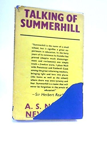 9780575002142: Talking of Summerhill