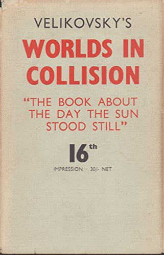 9780575002302: Worlds in Collision